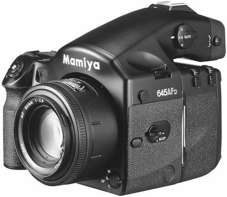 Mamiya 645FD